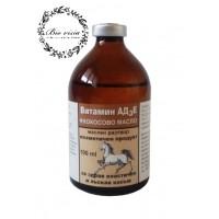 Кокосово Масло За Мазен, Тънък И Изтощен Косъм с Тривитаминол (витамини А, д3 и Е) - конски витамини